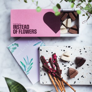 Instead Of Flowers-Simply Chocolate